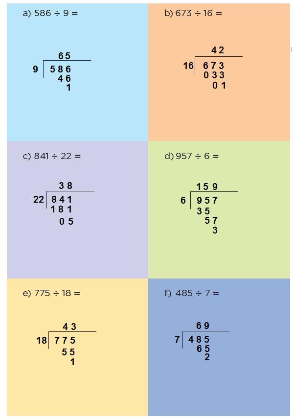 Ayuda para tu tareas de Cuarto Desafíos matemáticos Bloque